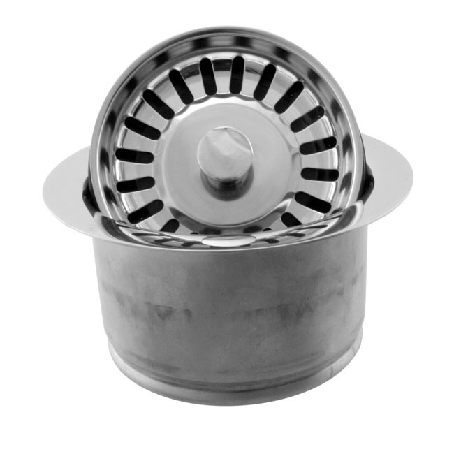 Extra Deep Ise Disposal Flange And Strainer